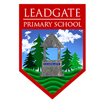 Leadgate Primary School logo