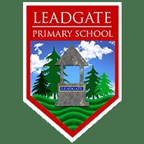 Leadgate Primary School logo